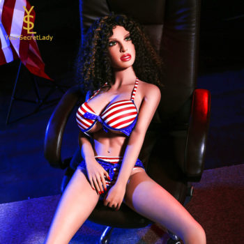 Missy – Big Breast American Dream Like Silicone Sex Doll, 158 cm - Busty silicone sex dolls